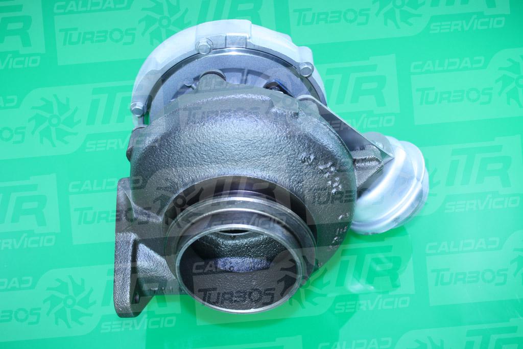 Turbo GARRETT 711017- (imagen 2)