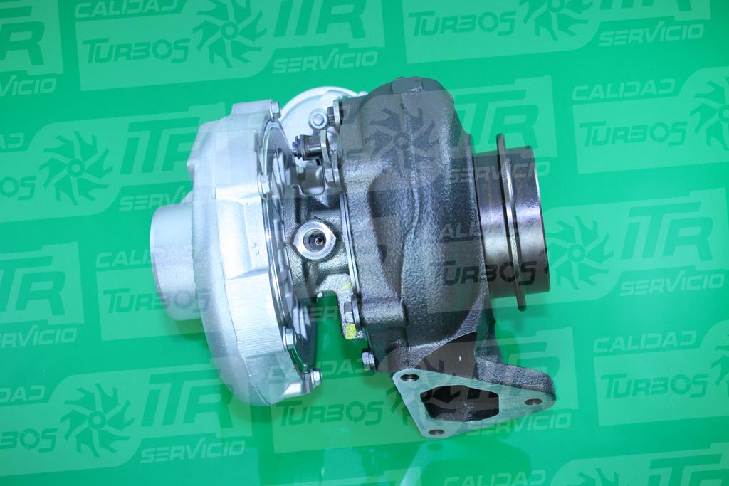 Turbo GARRETT 711017- (imagen 3)