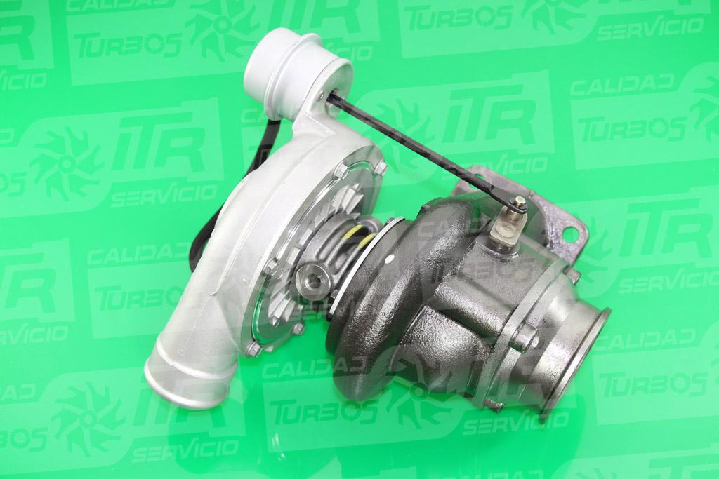 Turbo GARRETT 711736-26 (imagen 2)