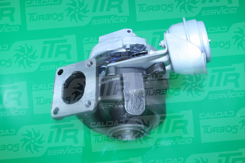 Turbo GARRETT 712766- (imagen 2)