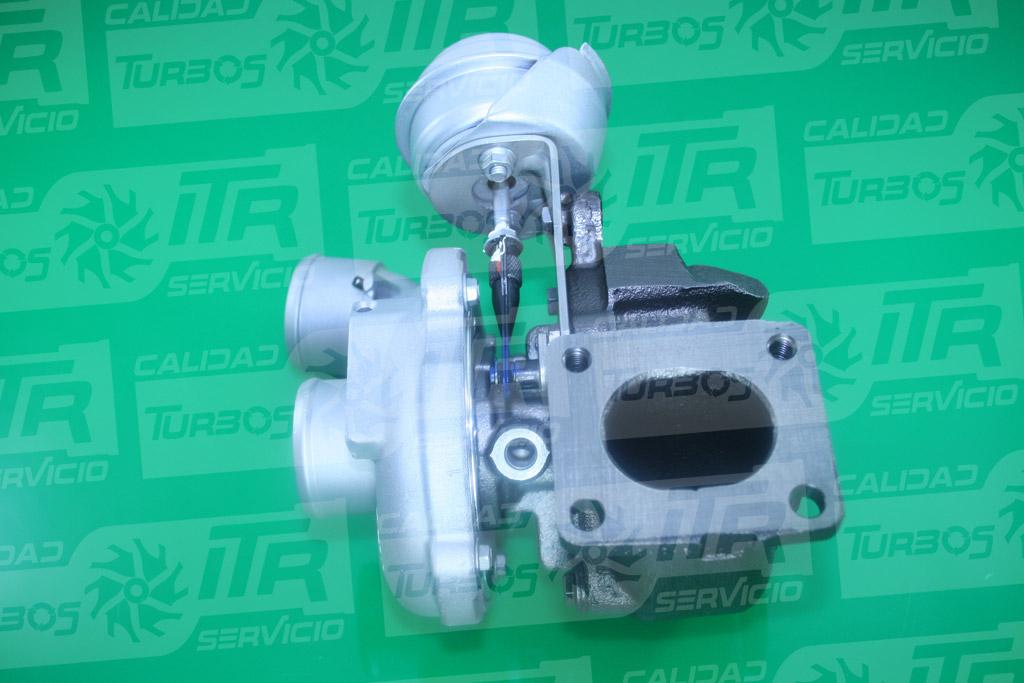 Turbo GARRETT 712766- (imagen 3)