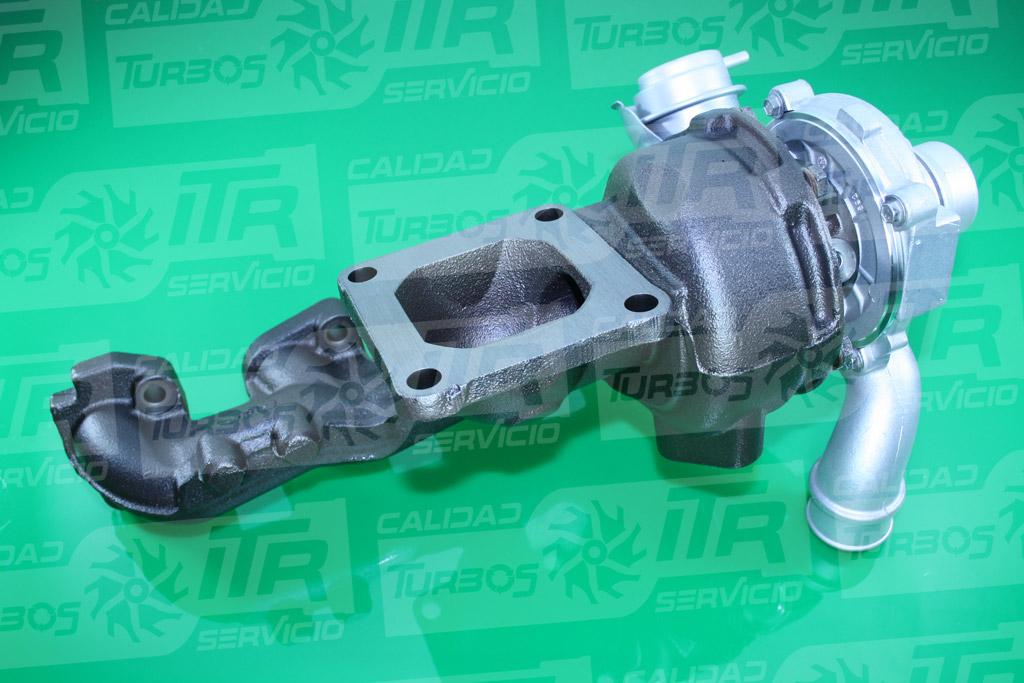 Turbo GARRETT 713517-12 (imagen 2)