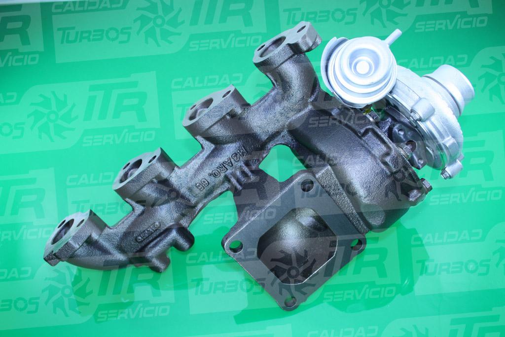 Turbo GARRETT 713517-12 (imagen 3)