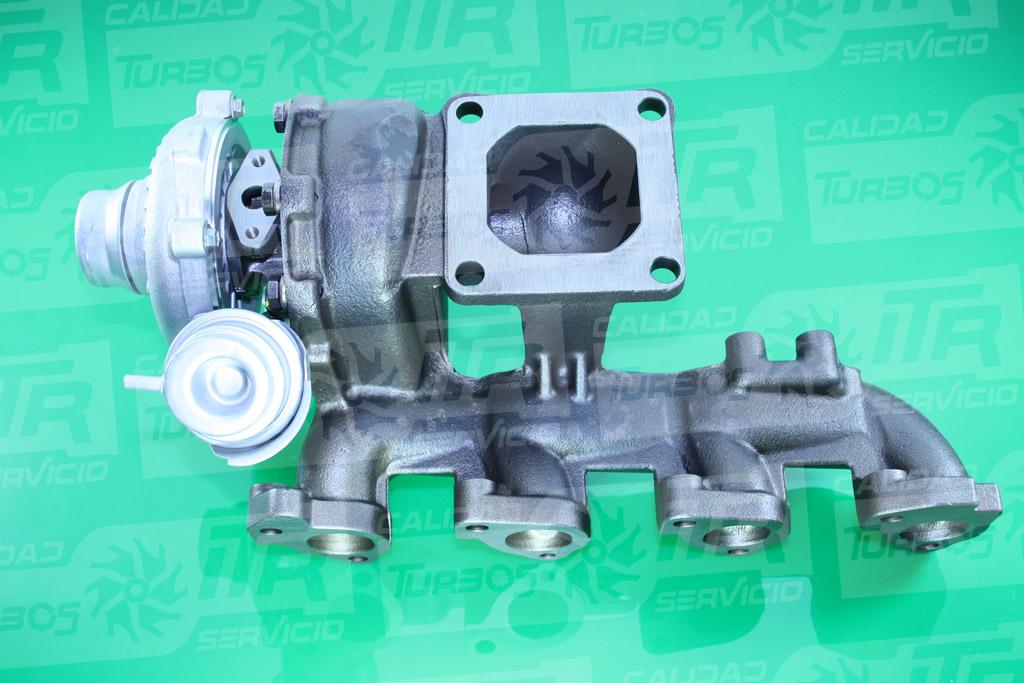 Turbo GARRETT 713517-8 (imagen 2)