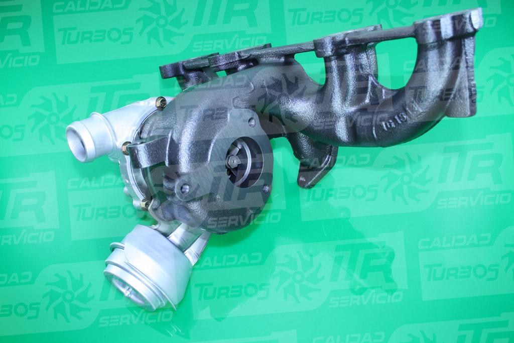 Turbo GARRETT 713673- (imagen 2)