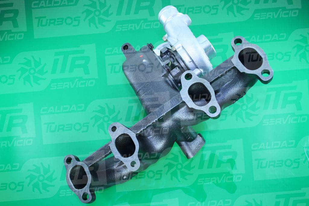 Turbo GARRETT 713673- (imagen 3)