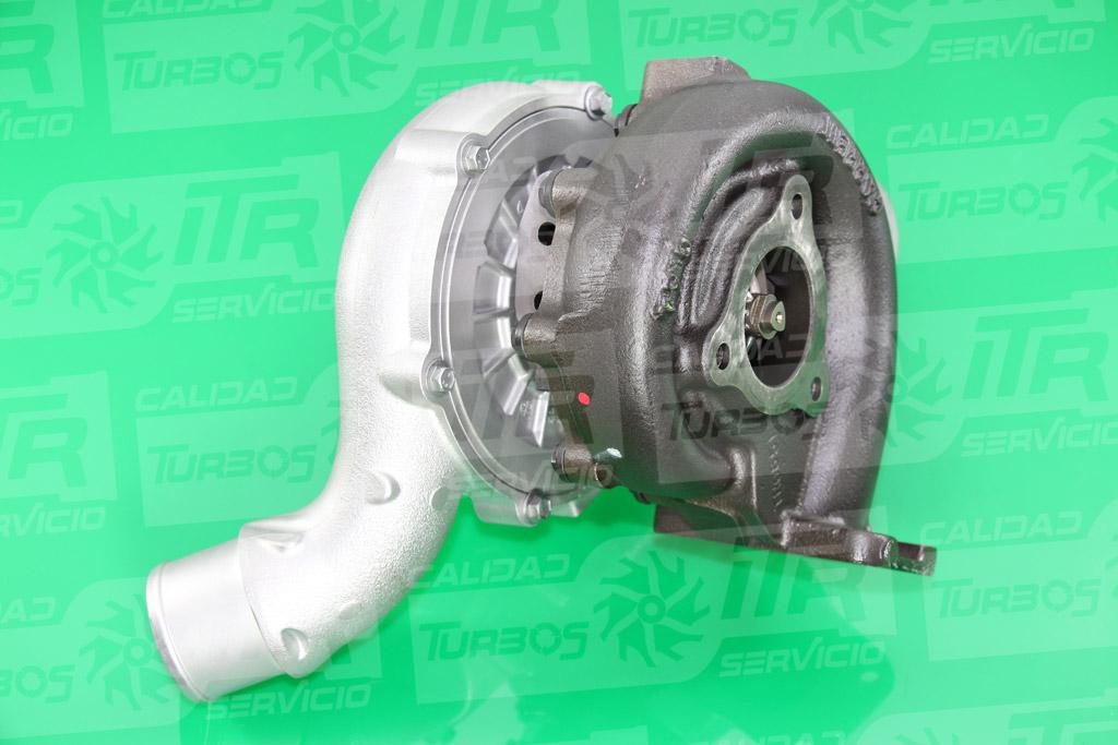 Turbo GARRETT 714306- (imagen 2)