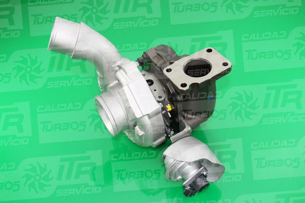 Turbo GARRETT 714306- (imagen 3)