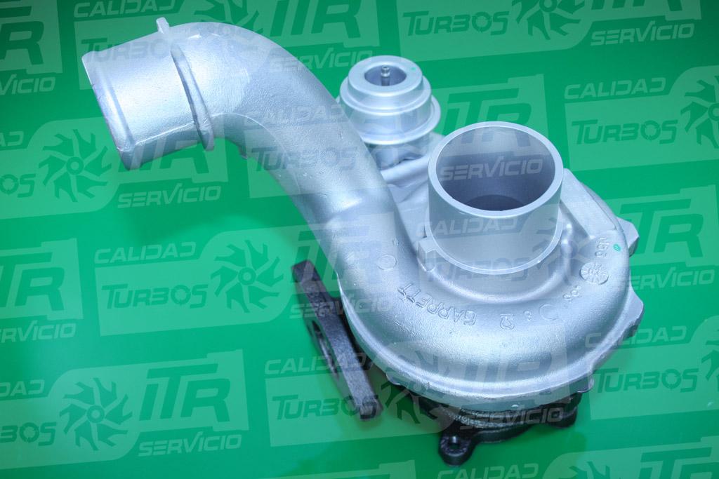 Turbo GARRETT 714652- (imagen 3)