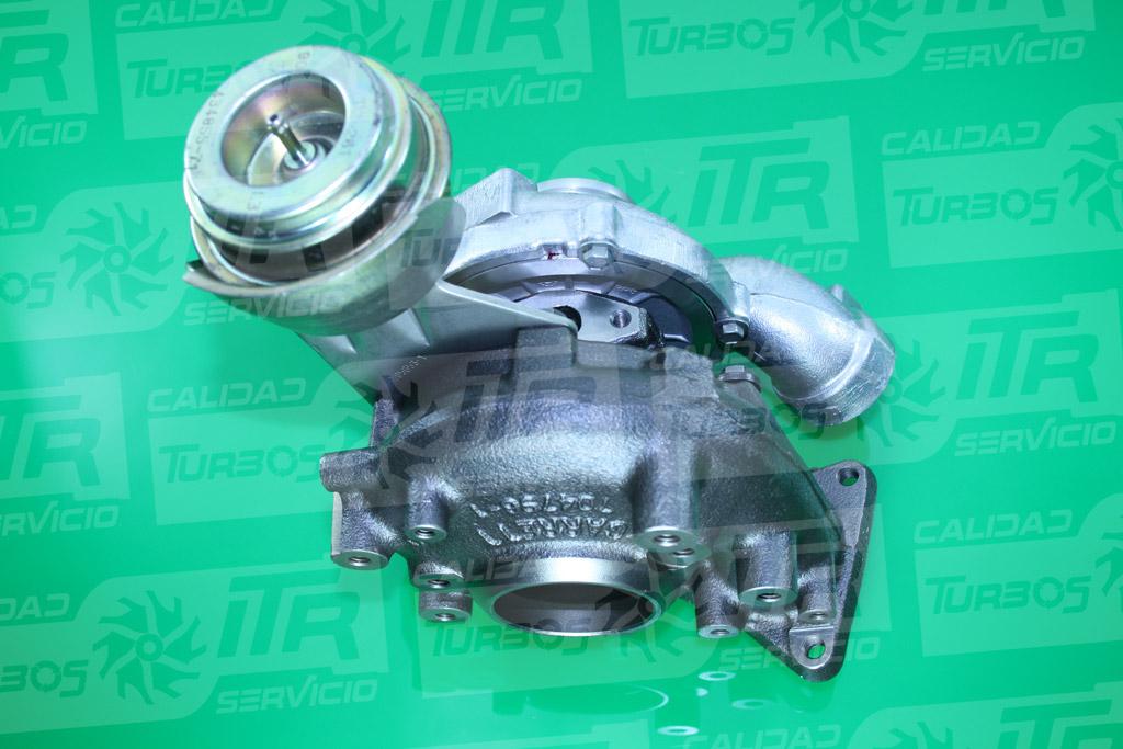 Turbo GARRETT 715224- (imagen 3)