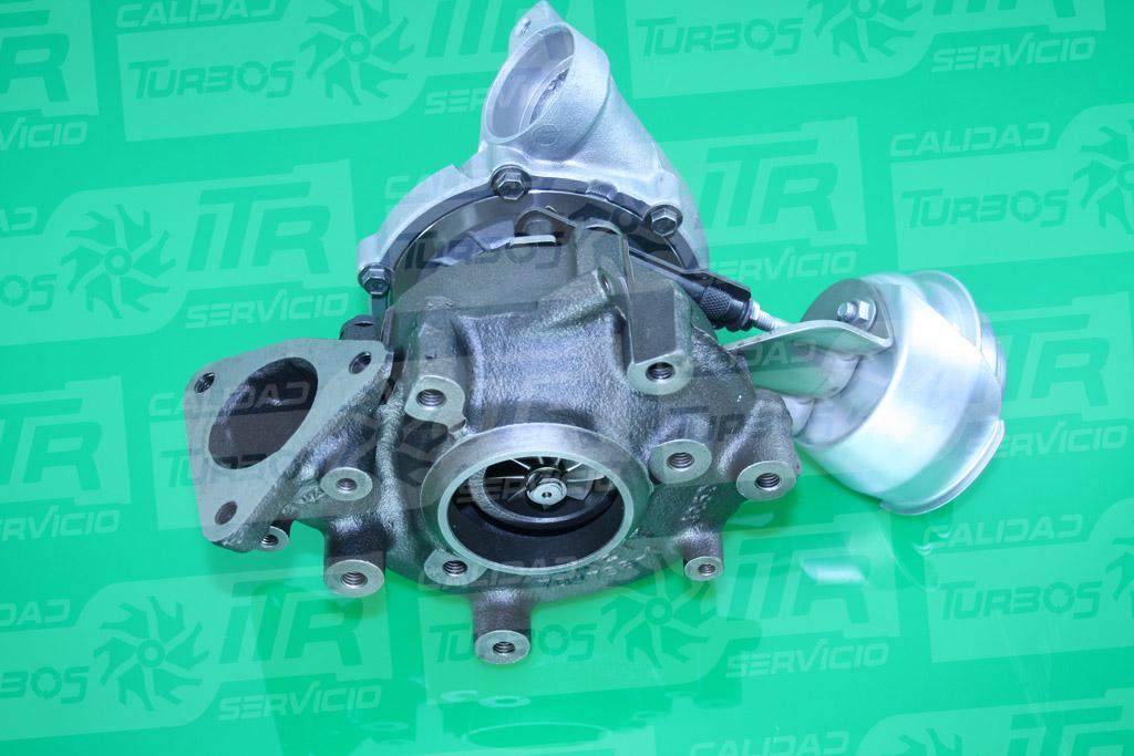 Turbo GARRETT 715294- (imagen 2)