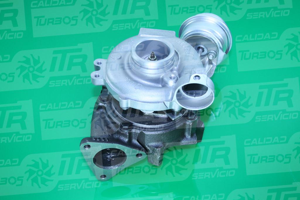 Turbo GARRETT 715294- (imagen 3)