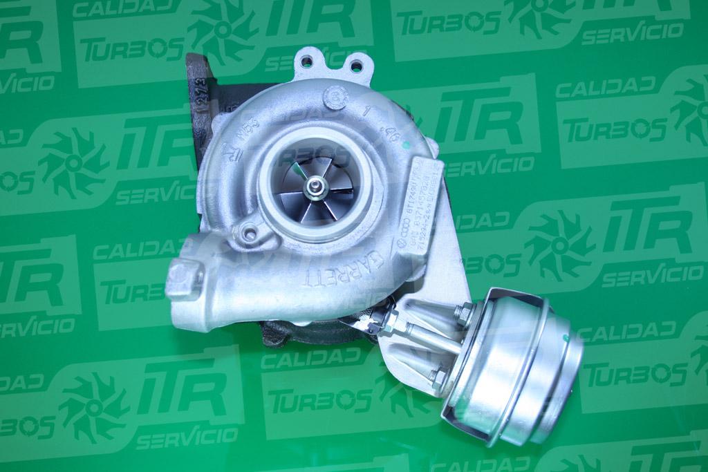 Turbo GARRETT 715294- (imagen 4)