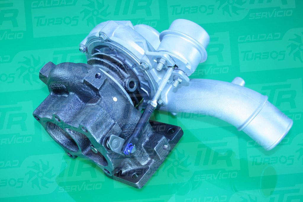 Turbo GARRETT 715645- (imagen 3)