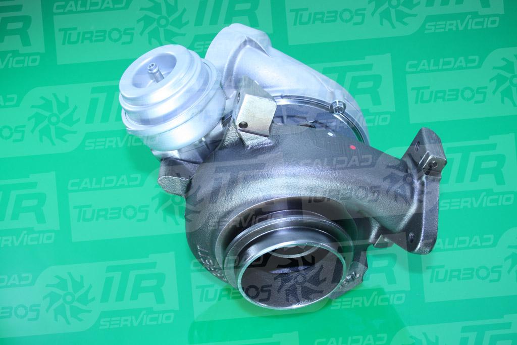 Turbo GARRETT 715910- (imagen 2)