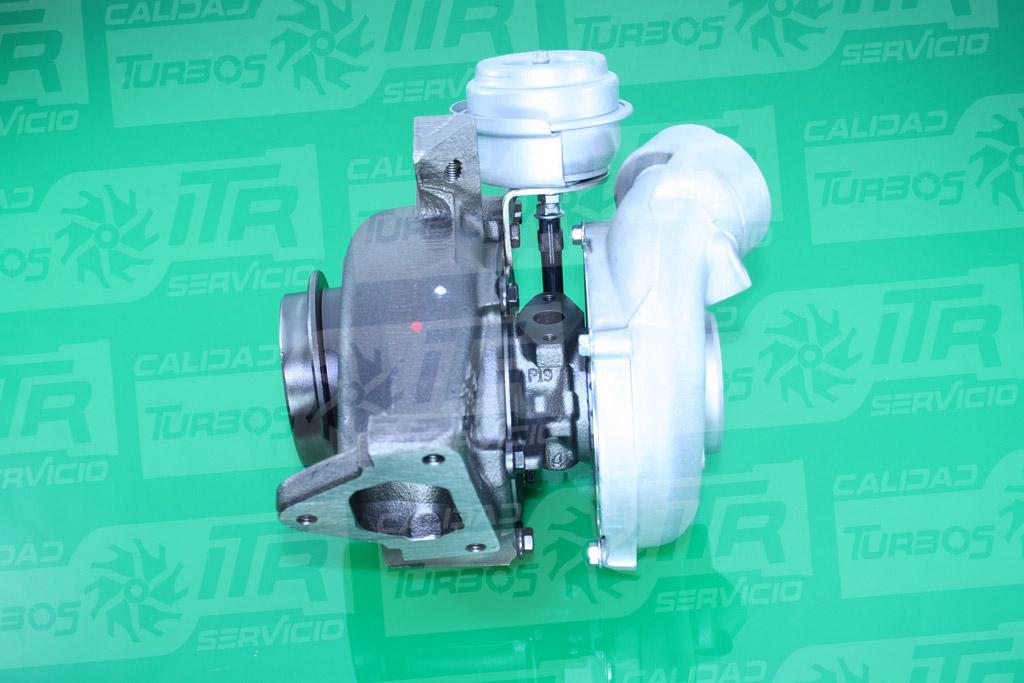 Turbo GARRETT 715910- (imagen 3)