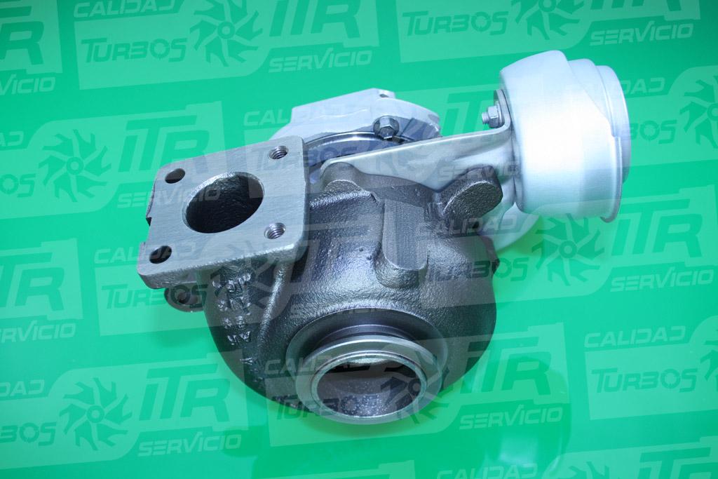 Turbo GARRETT 716665- (imagen 3)