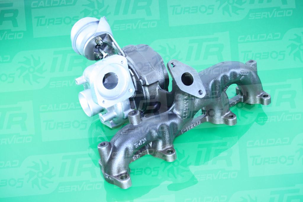 Turbo GARRETT 716860- (imagen 2)
