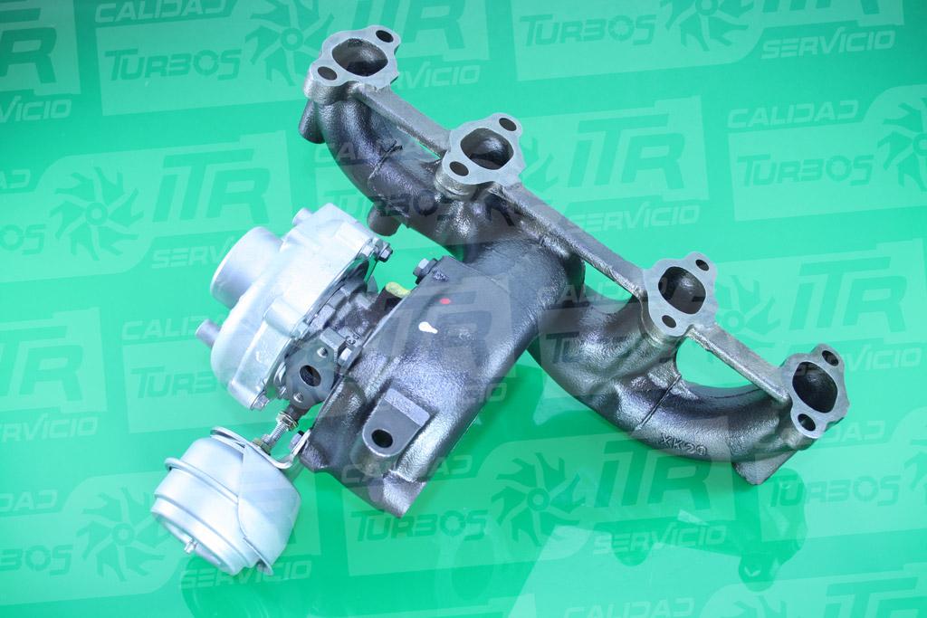 Turbo GARRETT 716860- (imagen 3)