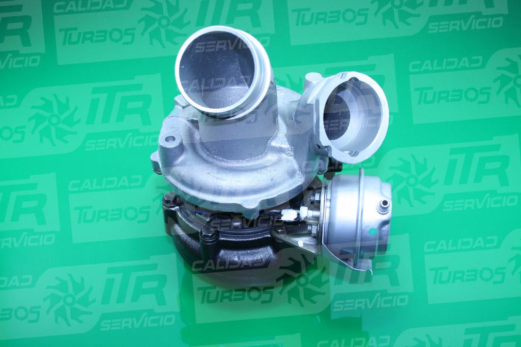 Turbo GARRETT 716885- (imagen 2)