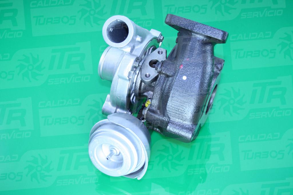 Turbo GARRETT 717627- (imagen 2)