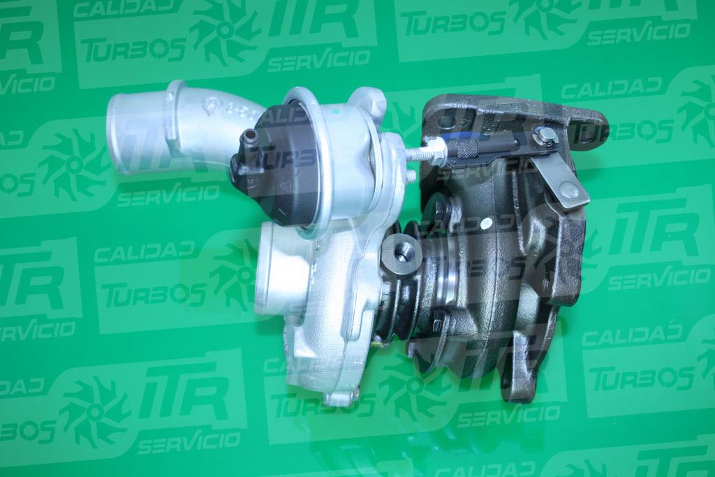 Turbo GARRETT 717348- (imagen 3)