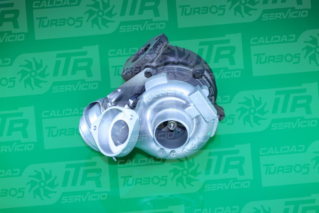 Turbo GARRETT 717478- (imagen 2)
