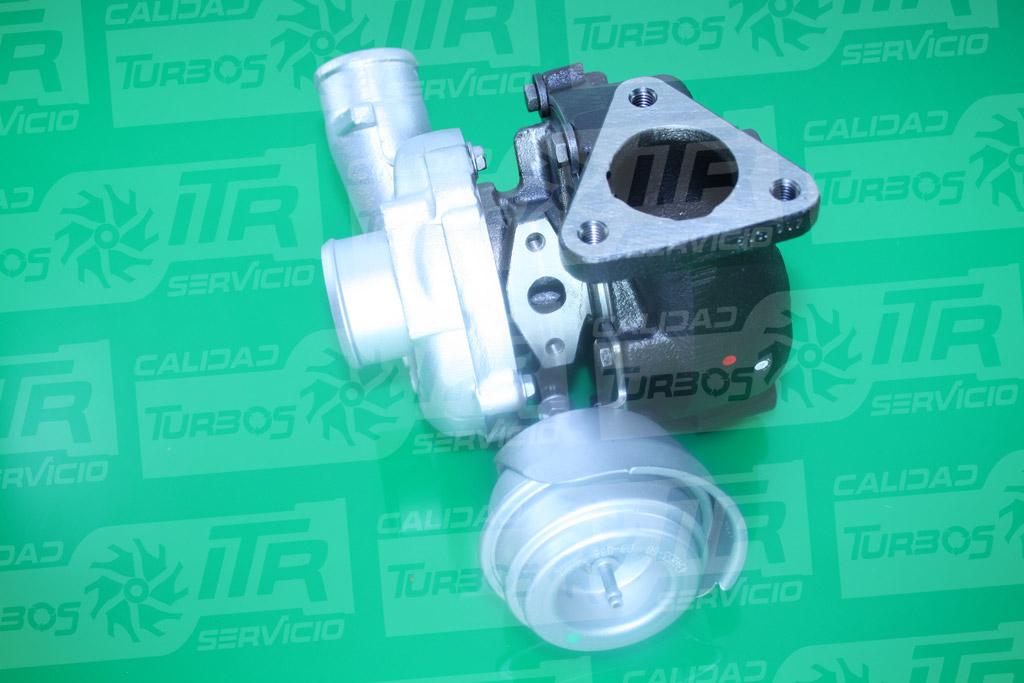 Turbo GARRETT 717626- (imagen 2)
