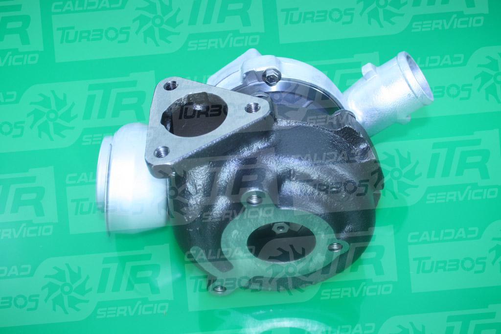 Turbo GARRETT 717626- (imagen 3)