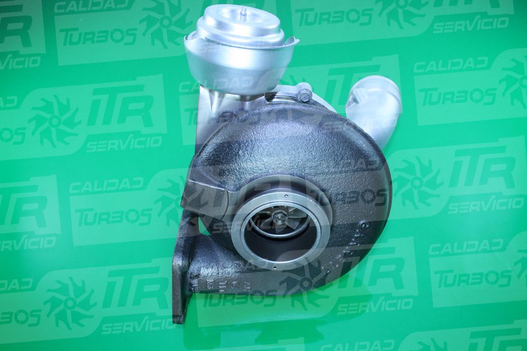 Turbo GARRETT 717661- (imagen 2)