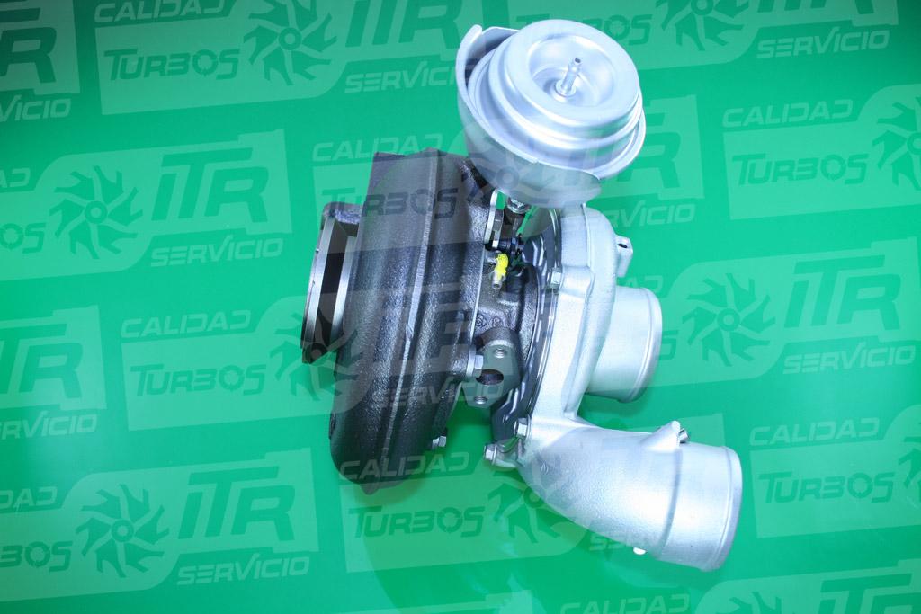 Turbo GARRETT 717661- (imagen 3)