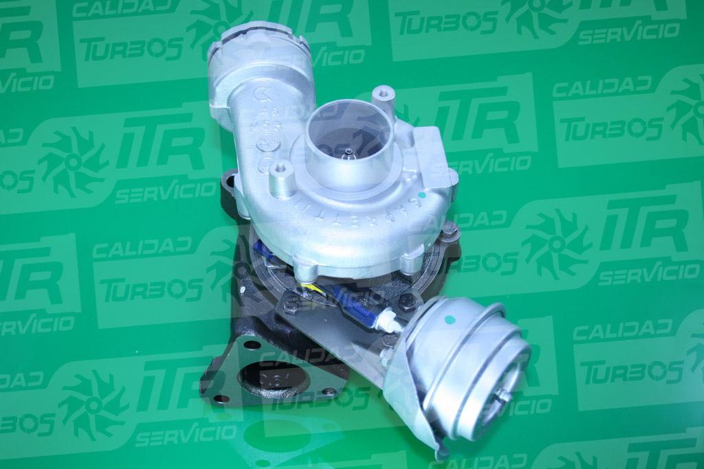 Turbo GARRETT 717858- (imagen 2)