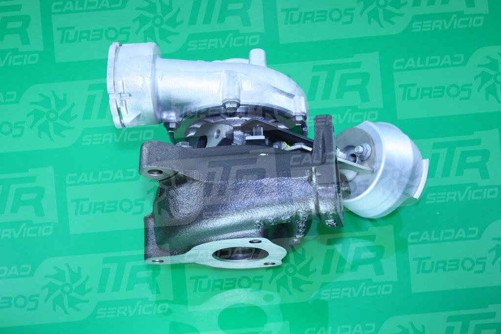 Turbo GARRETT 717858- (imagen 3)