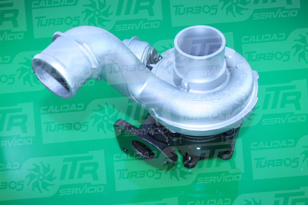 Turbo GARRETT 718089- (imagen 2)