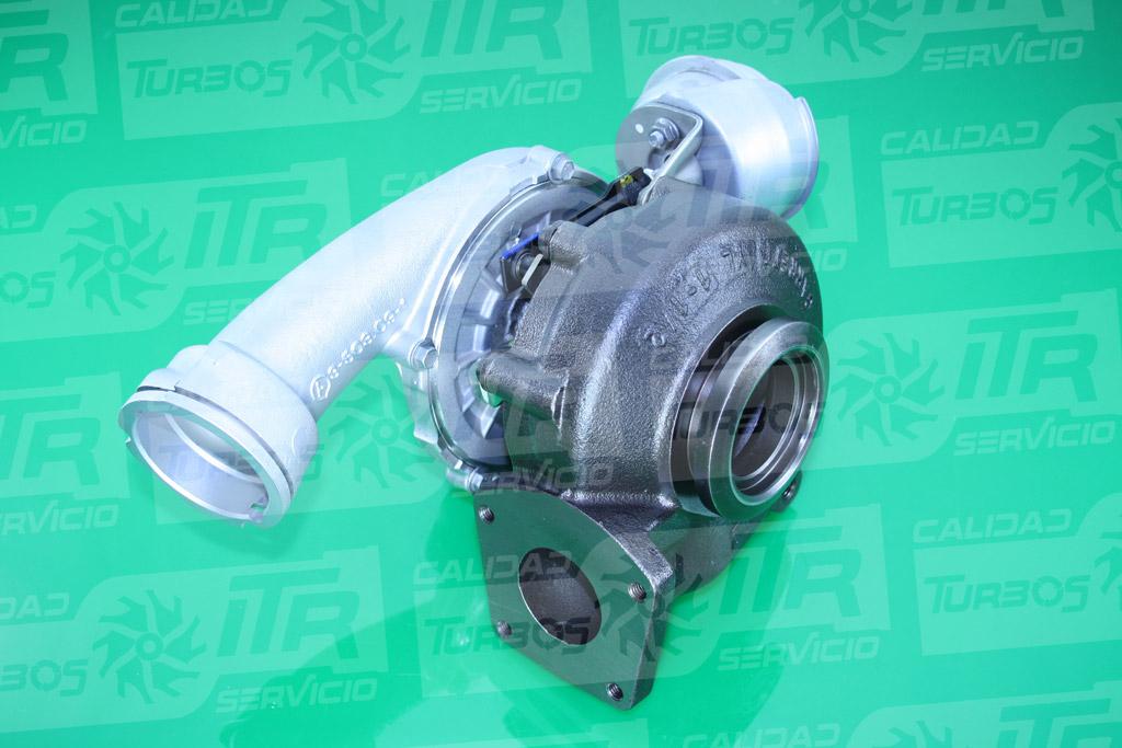 Turbo GARRETT 720931- (imagen 2)