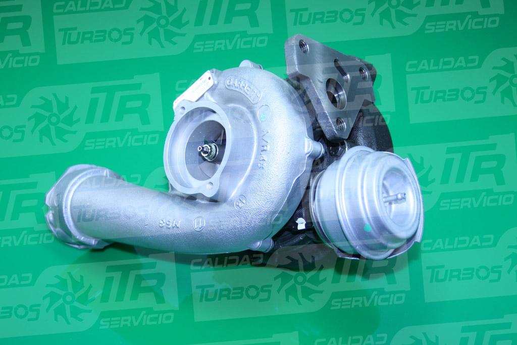 Turbo GARRETT 720931- (imagen 3)
