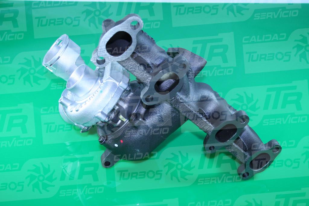 Turbo GARRETT 721021- (imagen 2)