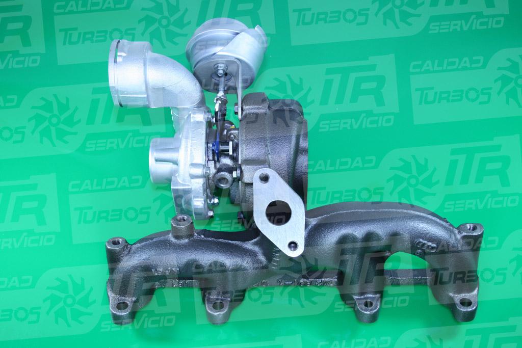 Turbo GARRETT 721021- (imagen 3)