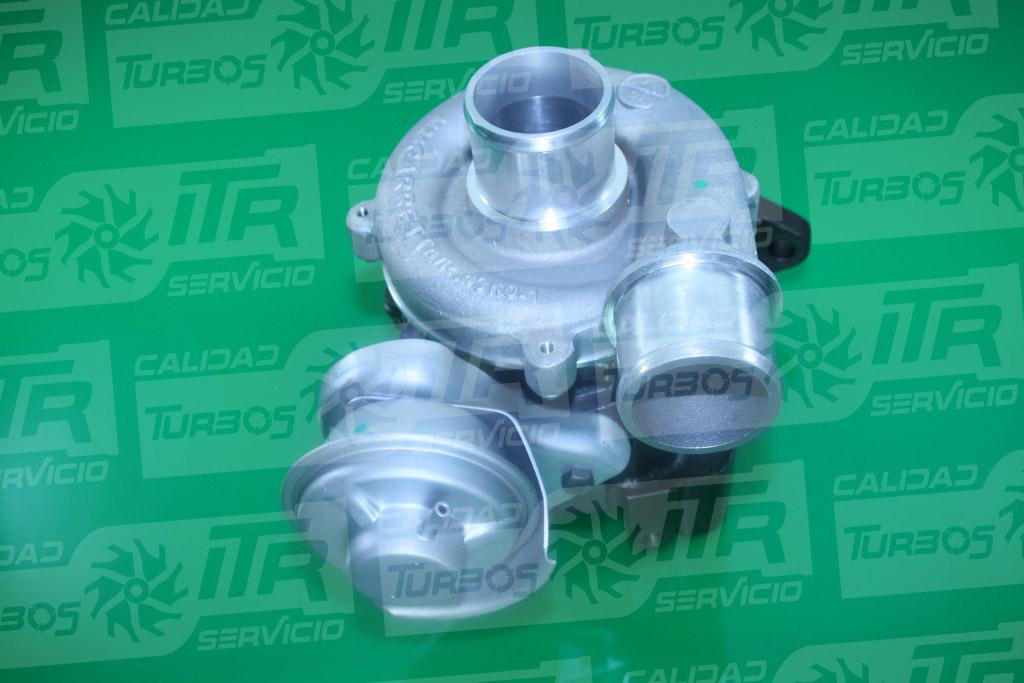Turbo GARRETT 721164-10 (imagen 2)