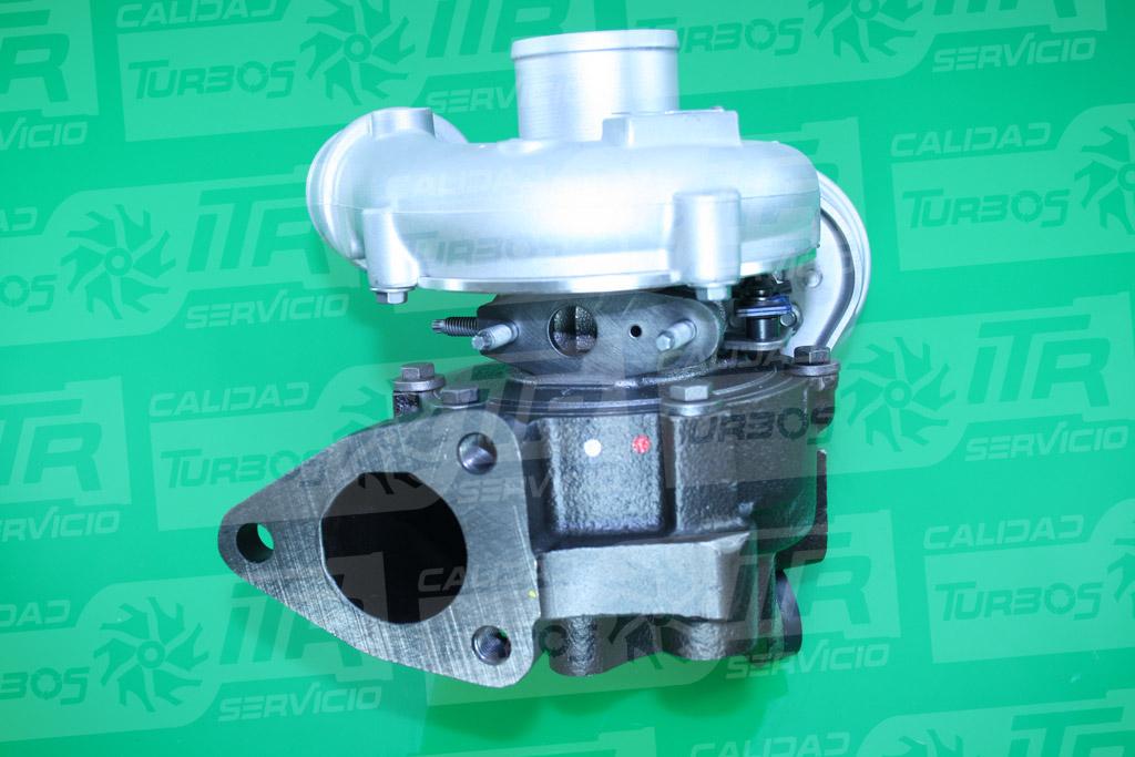 Turbo GARRETT 721164-13 (imagen 2)
