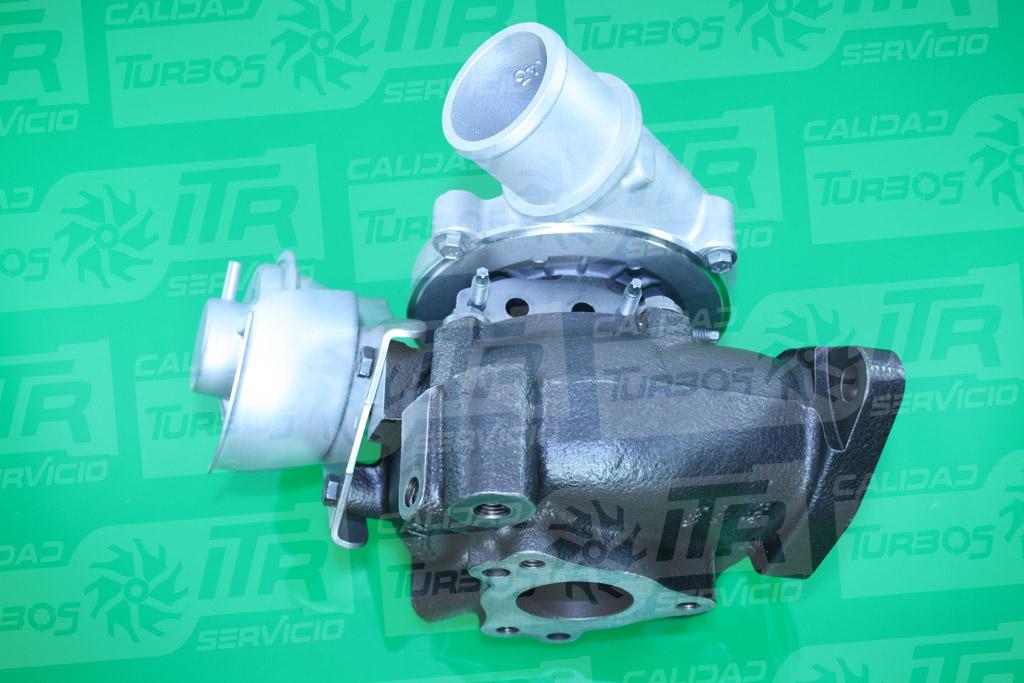 Turbo GARRETT 721164-13 (imagen 3)