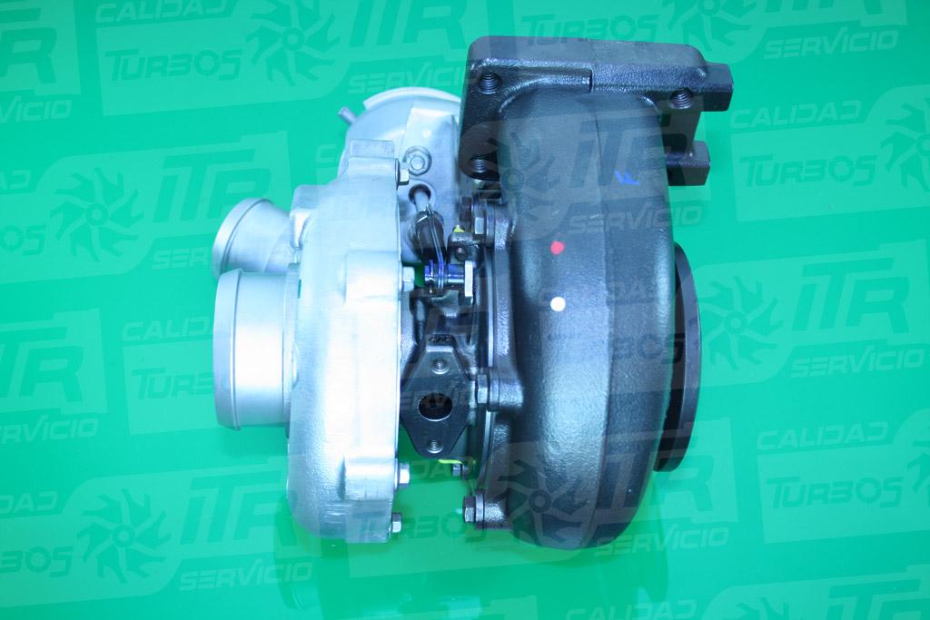 Turbo GARRETT 721204- (imagen 2)