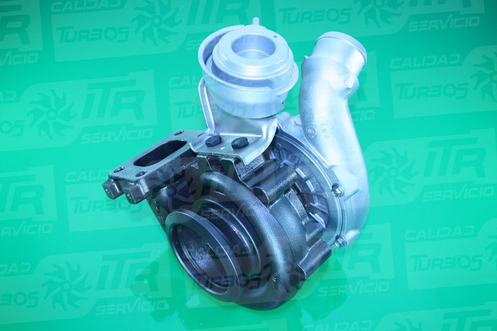 Turbo GARRETT 721204- (imagen 3)