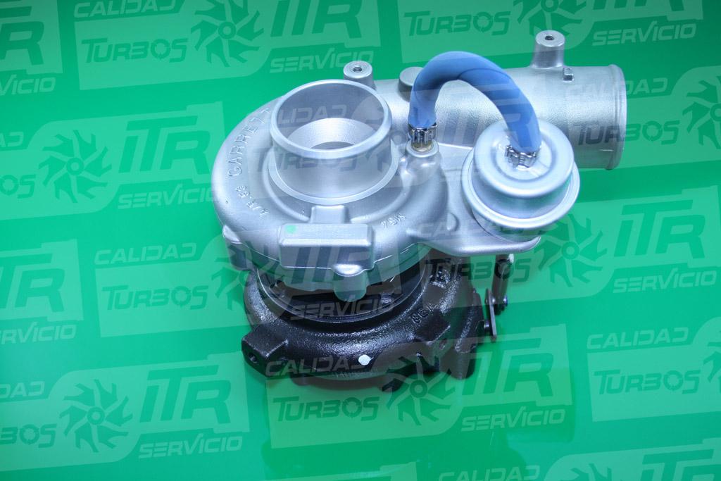 Turbo GARRETT 722687- (imagen 2)