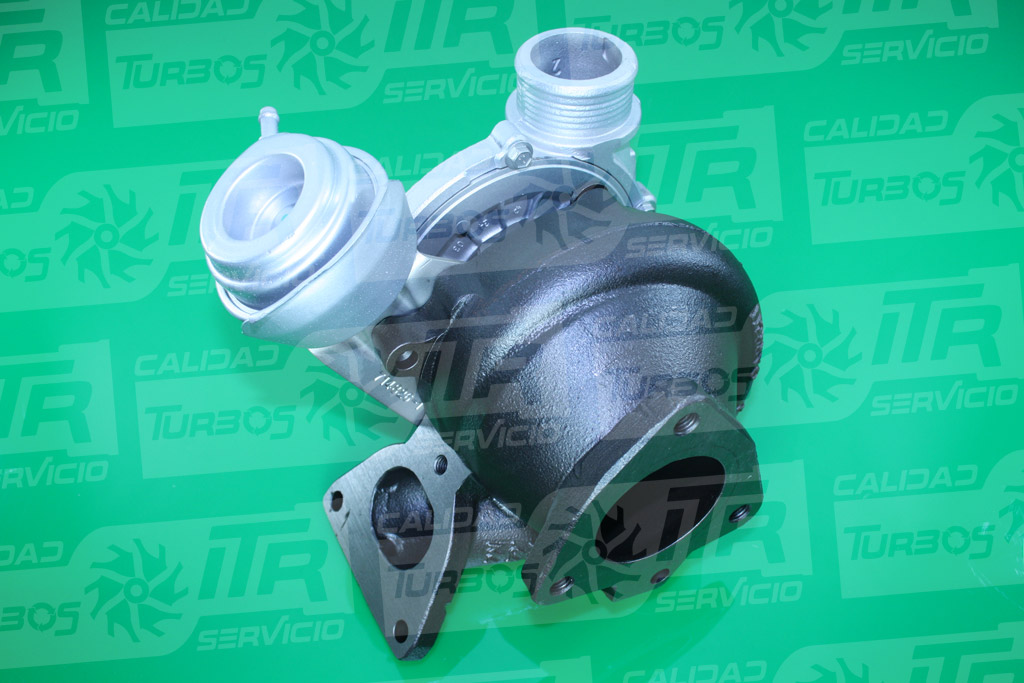 Turbo GARRETT 723167- (imagen 2)