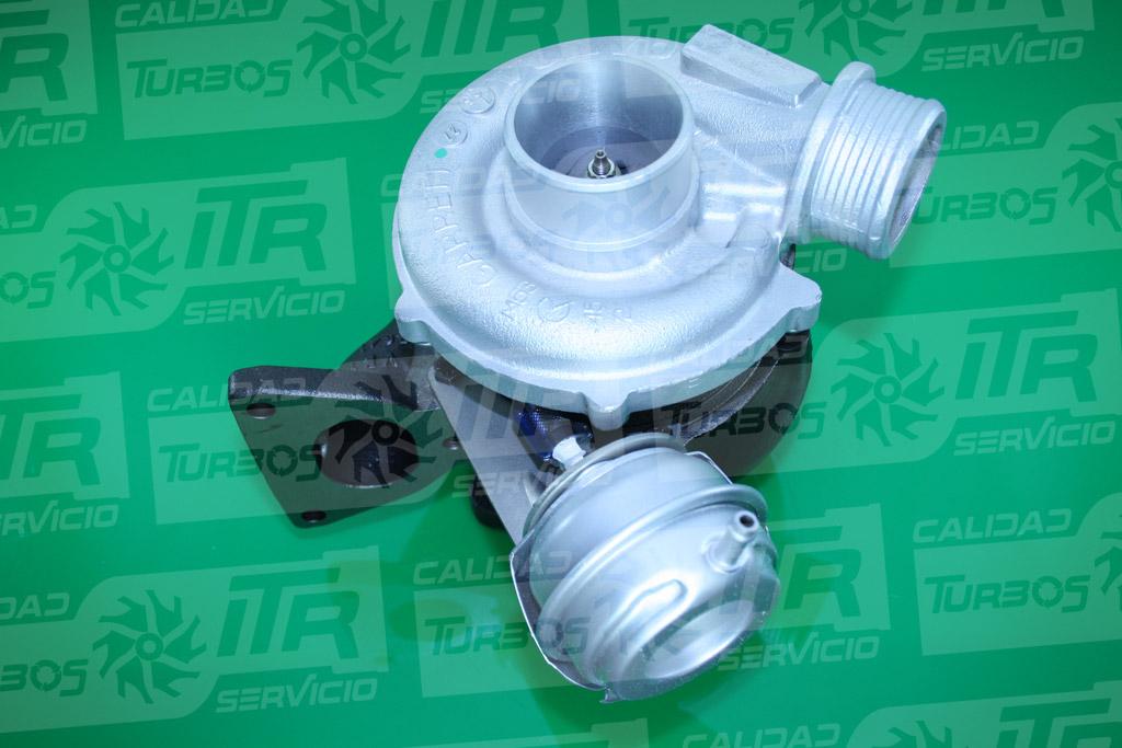 Turbo GARRETT 723167- (imagen 3)