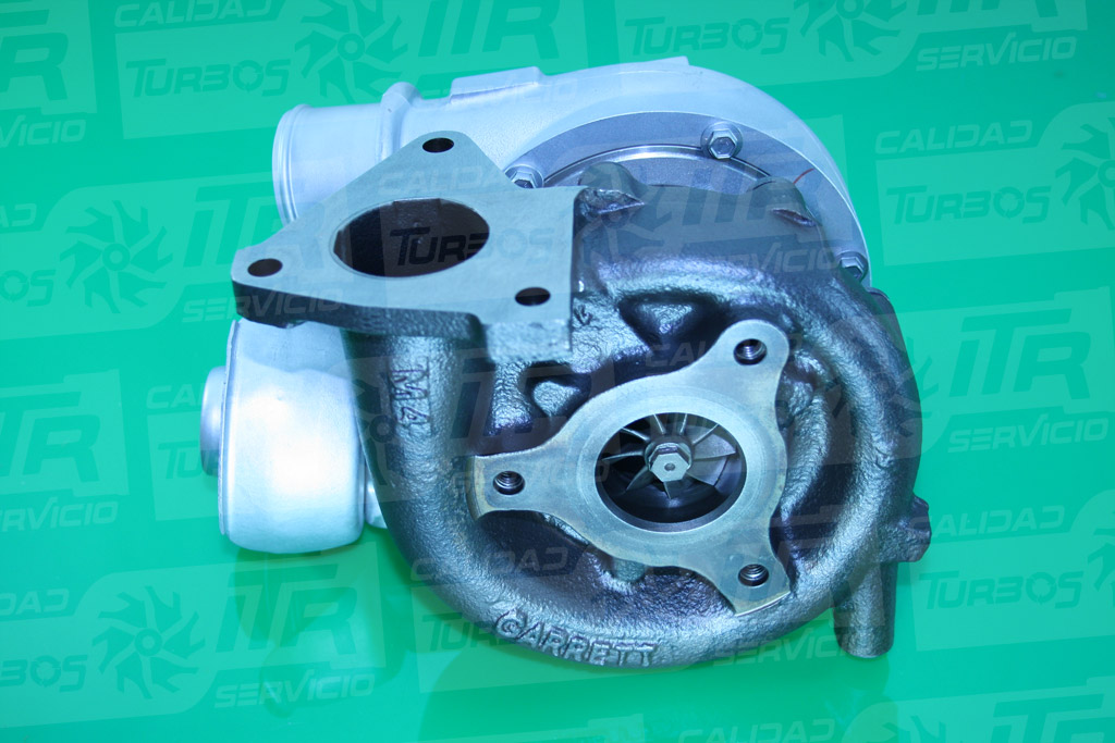 Turbo GARRETT 723739- (imagen 3)
