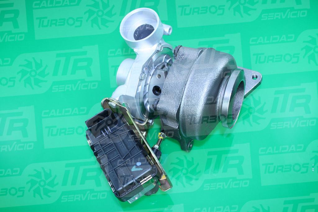 Turbo GARRETT 724496- (imagen 2)