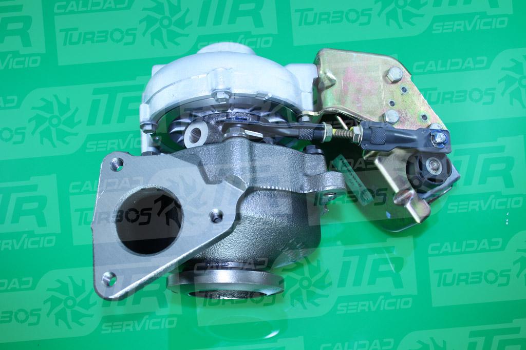 Turbo GARRETT 724496- (imagen 3)