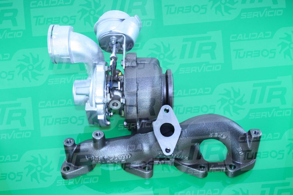 Turbo GARRETT 724930- (imagen 2)